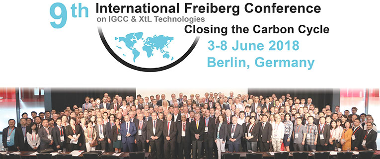 9th International Freiberg Conference on IGCC & XtL Technologies with its focus on circular carbon economy