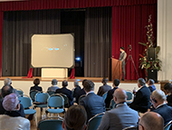 PLAZARIUM take part in the German Economic Forum of the state of Saxony-Anhalt in the city of Zerbst / Anhalt