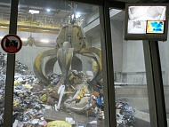 PLAZARIUM representatives visit a waste disposal plant in the center of Lausanne