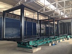 PLAZARIUM - Plasma gasification plant frame fabrication shop