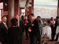 Economic Forum dedicated to the Basel-Stadt Economic Zone in Switzerland