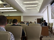 "PLAZARIUM company at the round table in the ""Special Economic Zone"" Dubna"""