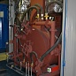Plasma reactor for destruction of liquid toxic chemicals