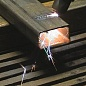 Steel cutting with the PLAZARIUM device, SP3/SP3A Model