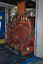 The reactor of the MGS unit for plasma-chemical steam gasification and destruction of waste