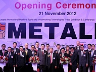 International Metalworking Industry Exhibition METALEX 2012