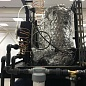 team generation unit in PLAZARIUM PCS plasma cracking unit for heavy oil and used oils
